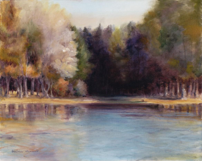 Barbara Chenault - Artist
